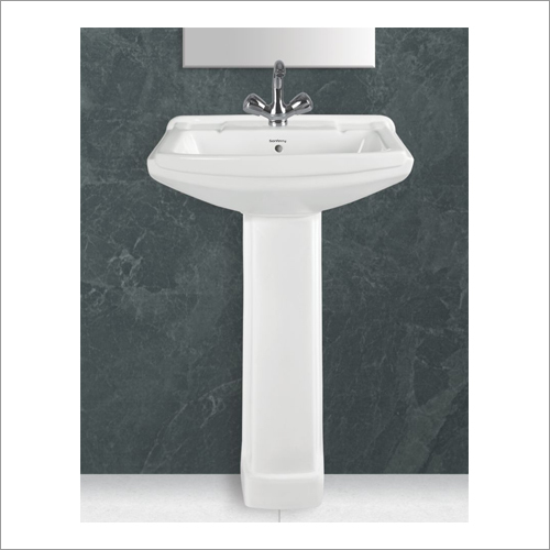 Sophia Set - Pedestal Wash Basin