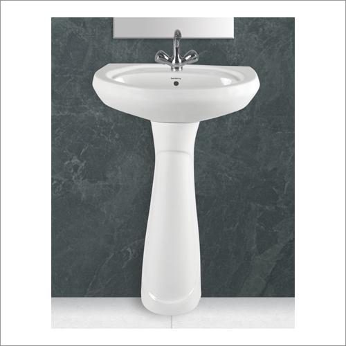 Repose Set - Pedestal Wash Basin