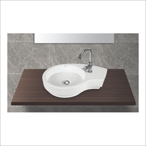 Ceramic Counter Table Top Basin