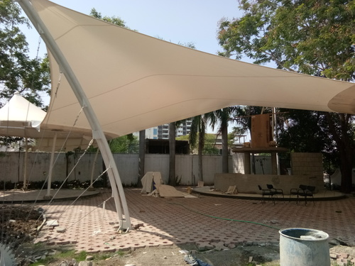 Tensile Fabric Structure
