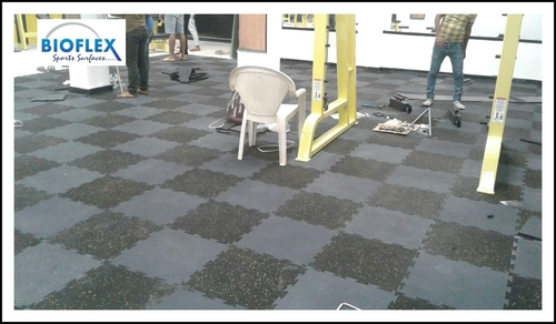 INTERLOCK GYM TILES