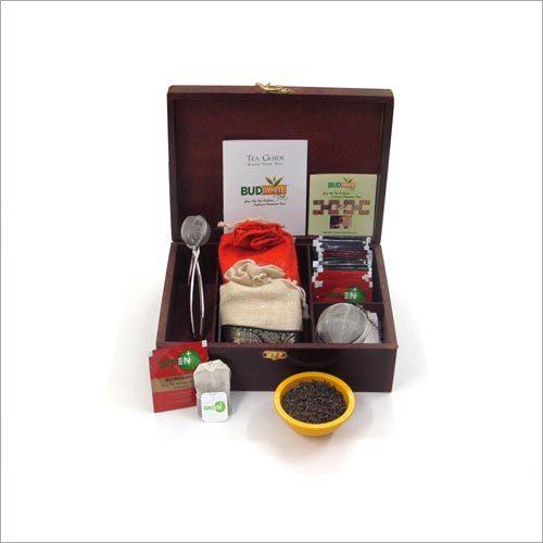 Bud White Heritage Tea Gift Box