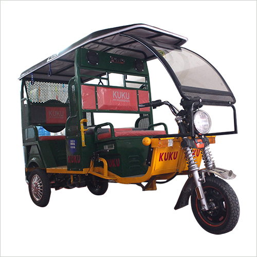 Battery Operated Electric Auto E-Rickshaw