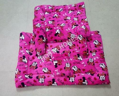 Minnie Print Super Soft Baby AC Comforter Set (5 Pieces)