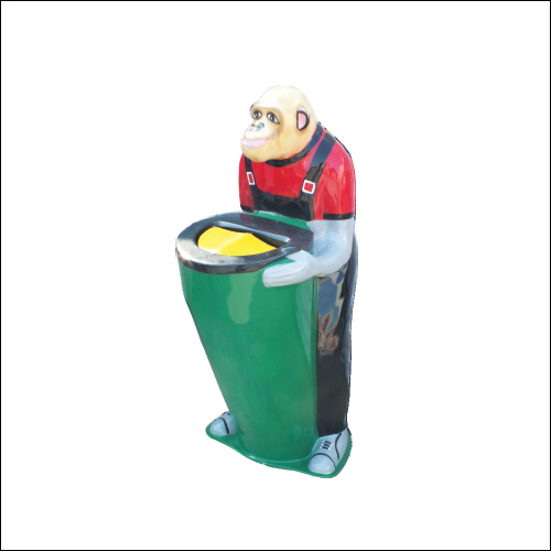 Animal Design Dustbin