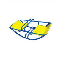 Rocking Boat Fibre Seesaw