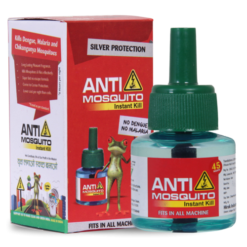 Anti Mosquito Silver