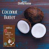 Organic Coconut Butter Cream