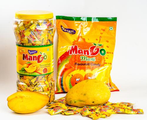 Mango Flavor Candy
