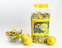 Lemon Flavour Masala Filled Candy