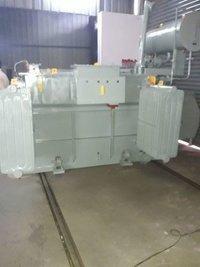 1250 KVA 33000 / 0.433V Transformers
