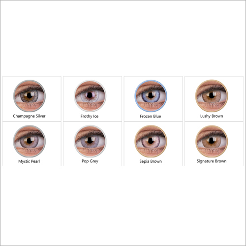 Natural Appealing Look Contact Lens