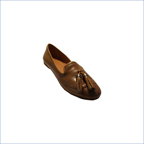 Tosel Leather Belly Shoe
