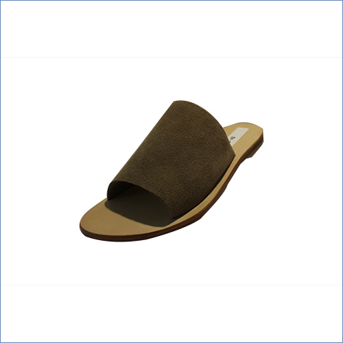 Suede Leather Flat
