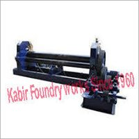 Pyramid Type Sheet Rolling Machine