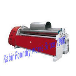 Sheet Rolling (Bending) Machine