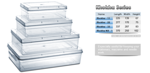 Storage Container - Khokha Series
