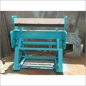 Hand Operated Sheet Folding Machine (Pan Brake)