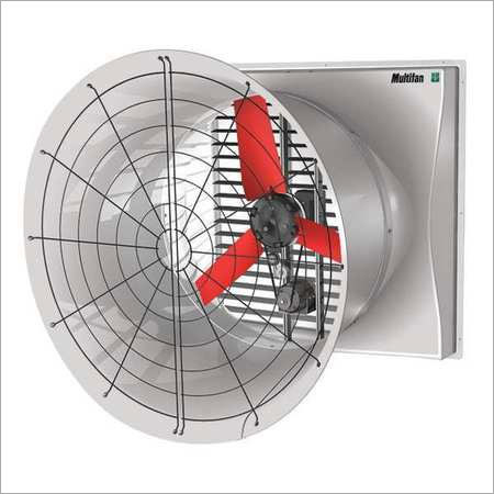 Industrial Exhaust Fan - SUDHA AIRTECH ENGINEERS, H No-8-2-373/7
