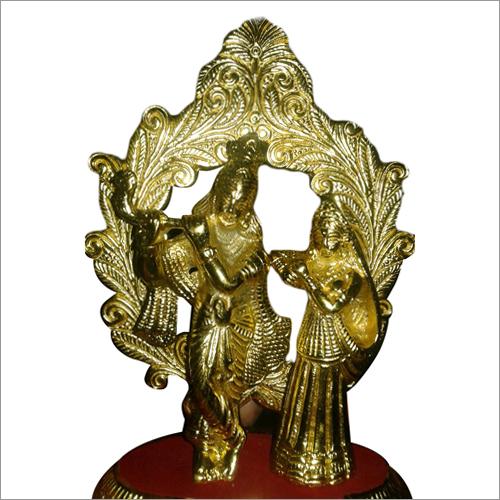 Brass Ritual Statues