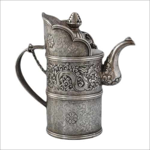 Silver Antique Jug