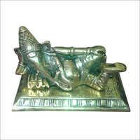 Silver Lord Ganesh Statue