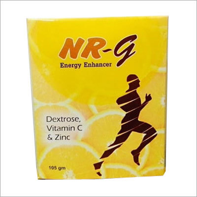 Dextrose Vitamin C  Zinc Energy Powder