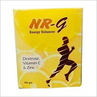 Dextrose, Vitamin C & Zinc Energy Powder