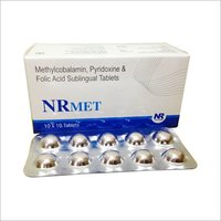 Methylcobalamine, Pyridoxine & Folic Acid Tablet