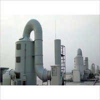 Acticarbon Exhaust Gas Treatment Equipment