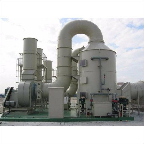 Plasma Exhaust Gas Treatment Equipment