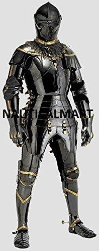 NauticalMart Medieval LARP Suit Of Armour