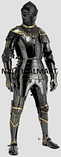 NauticalMart Medieval LARP Suit Of Armour