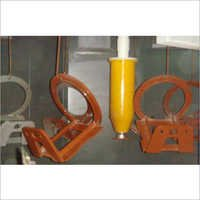 Disk Automatic Liquid Electrostatic Spray Booth