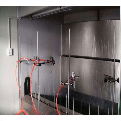 Automatic Electrostatic Liquid Spray Booth