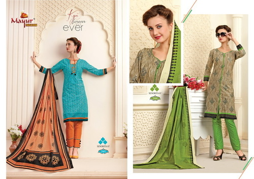 Cotton Salwar Kameez Suppliers