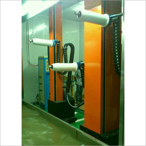 Rotary Automatic Liquid Spray Gun
