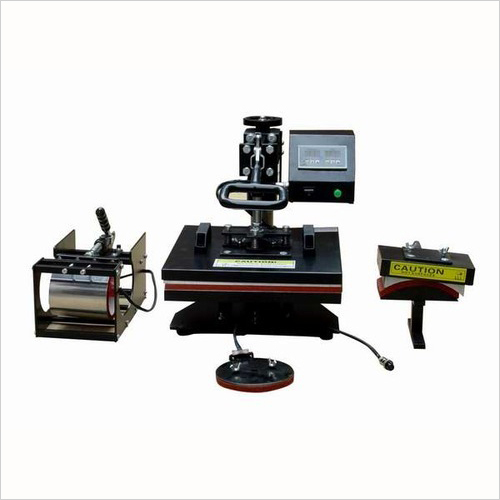 4 In 1 Heat Press Machine