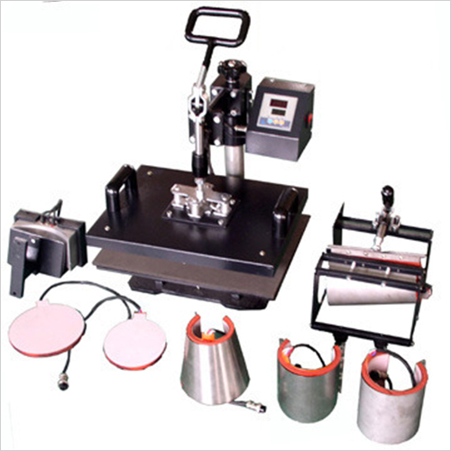 8 In 1 Heat Press Machine