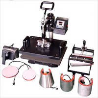 8 In 1 Heat Press Machine