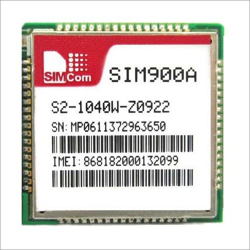 SIM 900A GSMGPRS Module