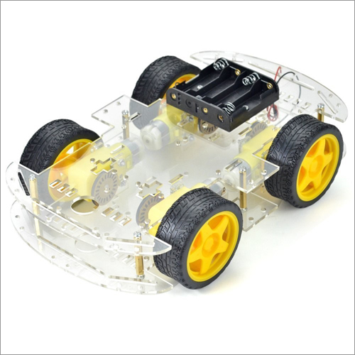 4WD Smart Robot Car Chassis Kits for Arduino