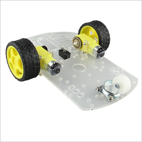 Smart Motor Robot Car Chassis Battery Box Kit