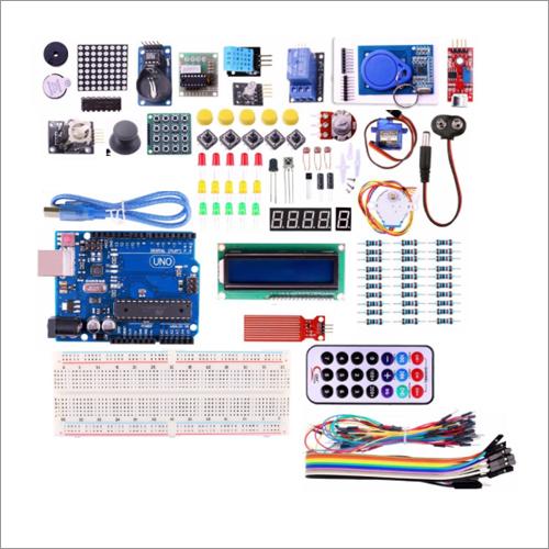UNO Starter Kit with LCD1602 IIC I2C RFID Module UNO R3 Kit