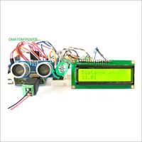 Portable Ultrasonic Range Meter Project