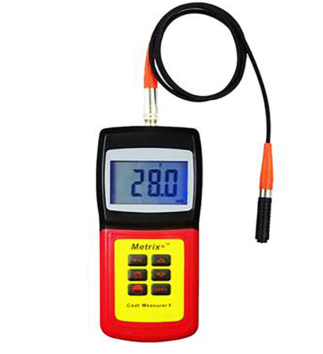 Coating Thickness Gauge Coat Measurer F