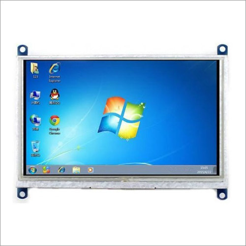 7 Inch LCD Capacitive HDMI Touchscreen Raspberry Pi