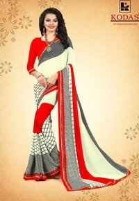 Weightless Printed Saree