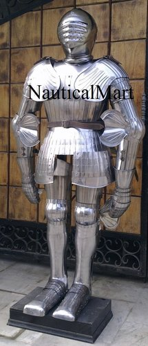 German Maximilian Full Suit Of Armour - Collectible Armour Costume - By Nauticalmart