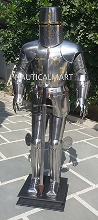 Medieval Knight Combat Full Body Suit Of Armour - CUSTOM SIZE